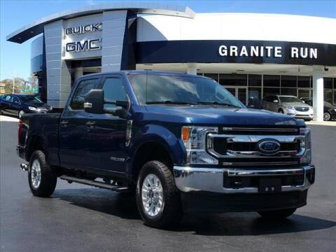 2020 Ford F-250 Super Duty for sale at GRANITE RUN PRE OWNED CAR AND TRUCK OUTLET in Media PA