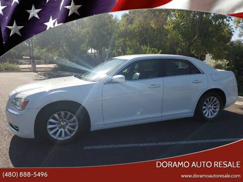 2014 Chrysler 300 for sale at DORAMO AUTO RESALE in Glendale AZ
