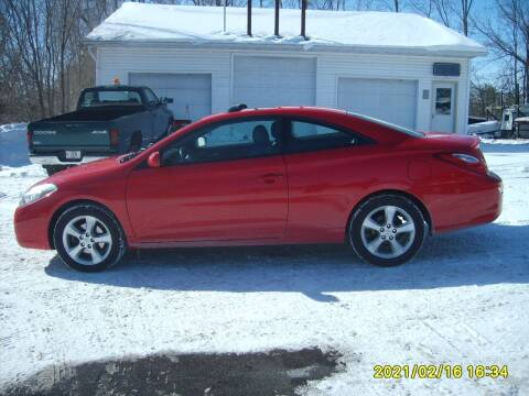 2007 Toyota Camry Solara for sale at Northport Motors LLC in New London WI