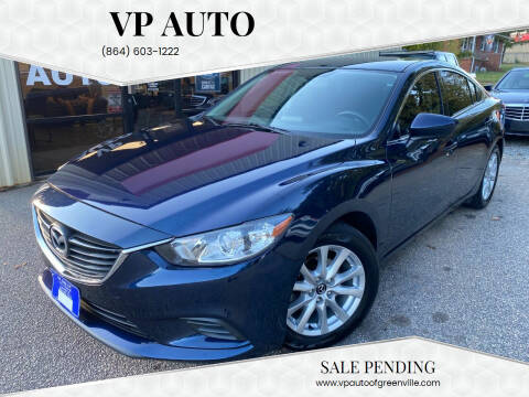 2016 Mazda MAZDA6 for sale at VP Auto in Greenville SC