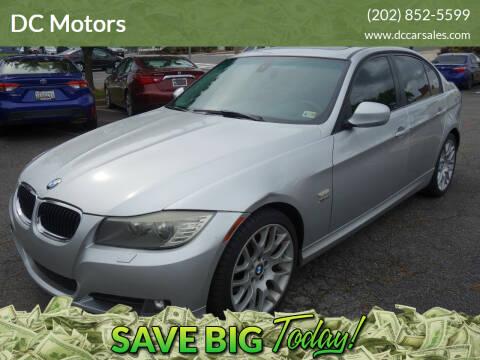 2011 BMW 3 Series for sale at DC Motors in Springfield VA