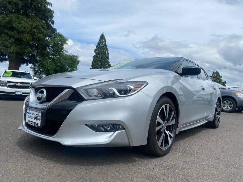 2016 Nissan Maxima for sale at Pacific Auto LLC in Woodburn OR
