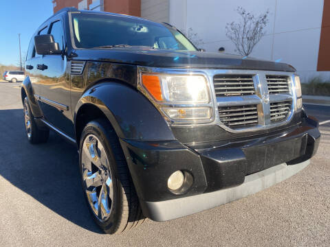2008 Dodge Nitro for sale at ELAN AUTOMOTIVE GROUP in Buford GA