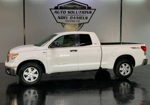 2007 Toyota Tundra for sale at Noel Daniels Motor Company in Ridgeland MS