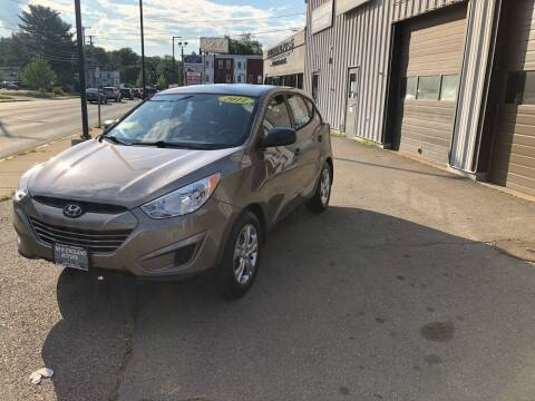 2011 Hyundai Tucson for sale at New England Motors of Leominster, Inc in Leominster MA