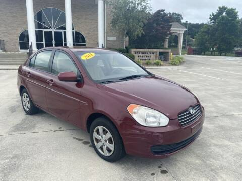 2010 Hyundai Accent for sale at 411 Trucks & Auto Sales Inc. in Maryville TN