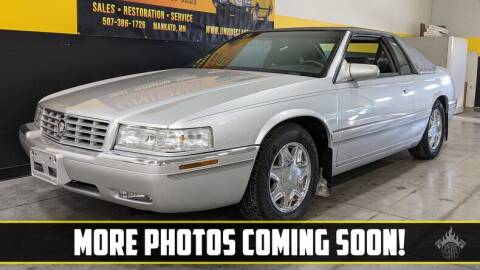 2001 Cadillac Eldorado for sale at UNIQUE SPECIALTY & CLASSICS in Mankato MN