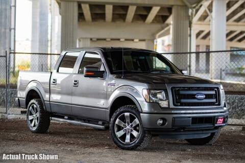 2014 Ford F-150 for sale at Friesen Motorsports in Tacoma WA
