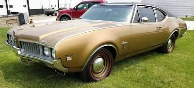 1969 Oldsmobile Cutlass for sale at Classic Car Deals in Cadillac MI