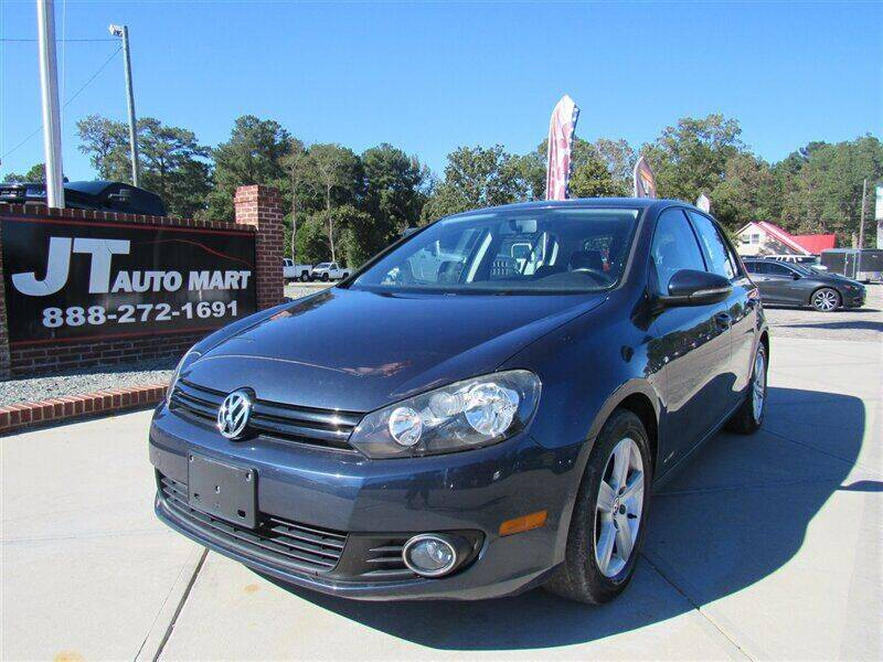 2013 Volkswagen Golf for sale at J T Auto Group in Sanford NC
