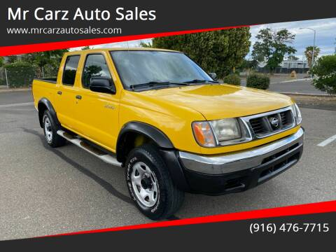 2000 Nissan Frontier for sale at Mr Carz Auto Sales in Sacramento CA