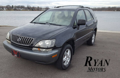2000 Lexus RX 300 for sale at Ryan Motors LLC in Warsaw IN
