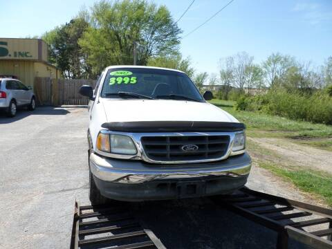 2002 Ford F-150 for sale at Credit Cars of NWA in Bentonville AR