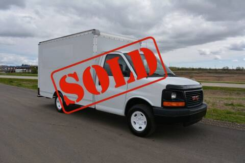2012 GMC C/K 3500 Series for sale at Signature Truck Center - Box Trucks in Crystal Lake IL