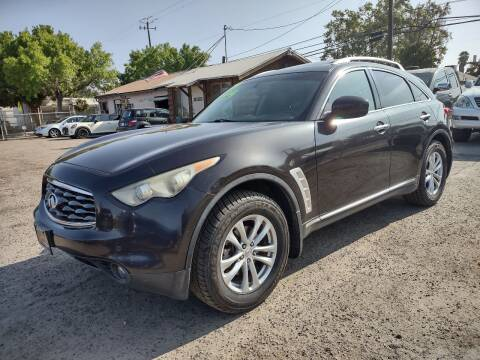 2009 Infiniti FX35 for sale at Larry's Auto Sales Inc. in Fresno CA