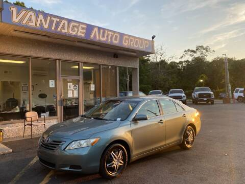 2008 Toyota Camry for sale at Vantage Auto Group in Brick NJ