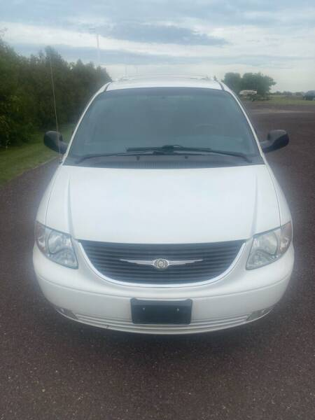 2003 Chrysler Town and Country for sale at Geiser Classic Autos in Roanoke IL