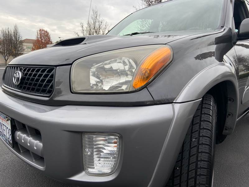2003 Toyota RAV4 for sale at Chase Remarketing in Fremont CA