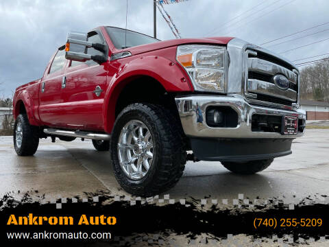 2013 Ford F-250 Super Duty for sale at Ankrom Auto in Cambridge OH