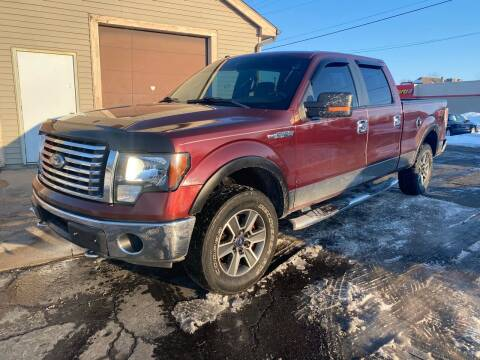 2010 Ford F-150 for sale at MARK CRIST MOTORSPORTS in Angola IN
