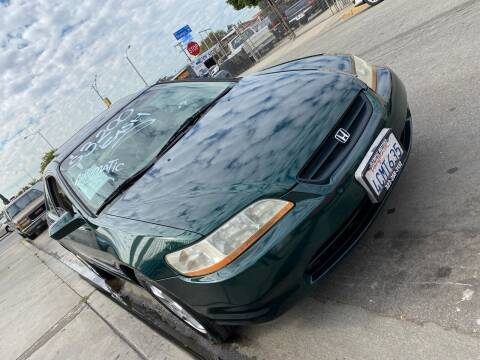 1998 Honda Accord for sale at Olympic Motors in Los Angeles CA