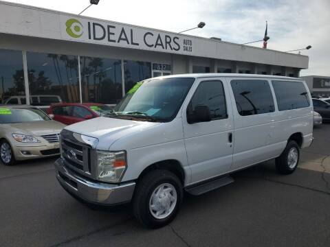 2008 Ford E-Series Wagon for sale at Ideal Cars in Mesa AZ