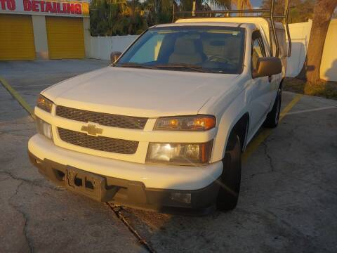 2011 Chevrolet Colorado for sale at Autos by Tom in Largo FL
