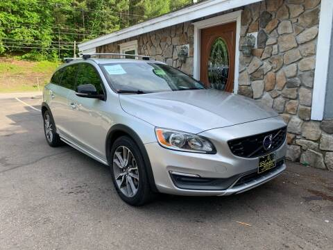 2016 Volvo V60 Cross Country for sale at Bladecki Auto LLC in Belmont NH