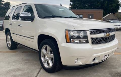 2011 Chevrolet Tahoe for sale at DYNAMIC AUTO GROUP in Houston TX