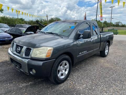 2007 Nissan Titan for sale at C.J. AUTO SALES llc. in San Antonio TX