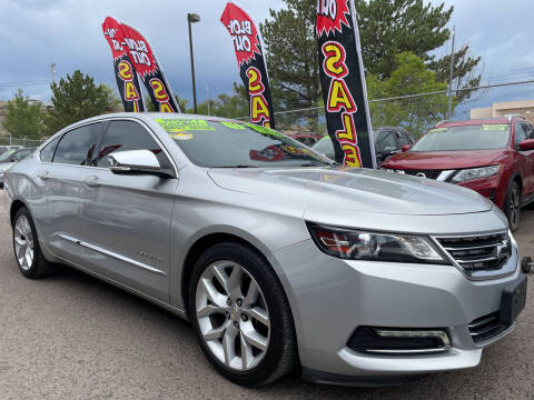 2015 Chevrolet Impala for sale at Duke City Auto LLC in Gallup NM