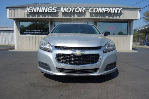 2014 Chevrolet Malibu for sale at Jennings Motor Company in West Columbia SC