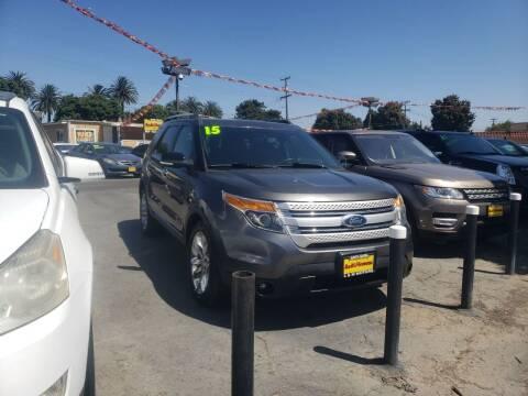 2015 Ford Explorer for sale at L & M MOTORS in Santa Maria CA