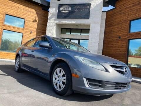 2011 Mazda MAZDA6 for sale at Hamilton Motors in Lehi UT