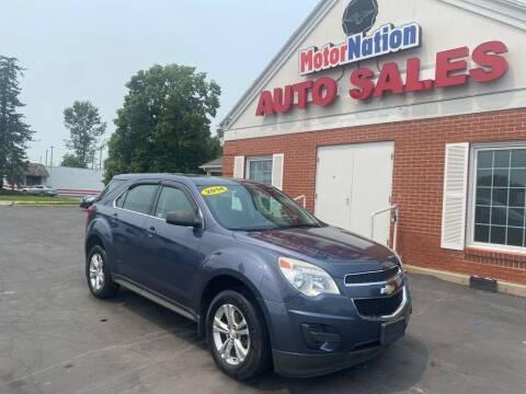 2014 Chevrolet Equinox for sale at Motornation Auto Sales in Toledo OH