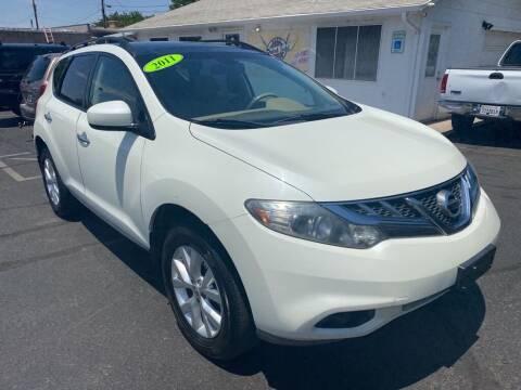 2011 Nissan Murano for sale at Robert Judd Auto Sales in Washington UT