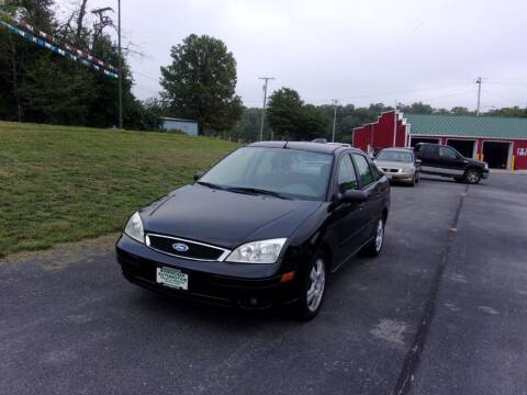 2005 Ford Focus for sale at Birmingham Automotive in Birmingham OH