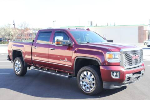 2016 GMC Sierra 2500HD for sale at Auto Guia in Chamblee GA