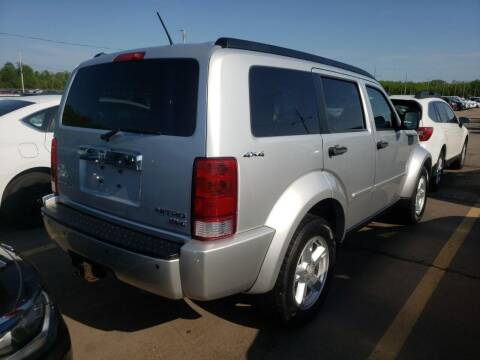 2009 Dodge Nitro for sale at Cj king of car loans/JJ's Best Auto Sales in Troy MI