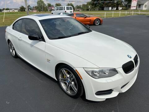 2011 BMW 3 Series for sale at Hillside Motors in Jamestown KY