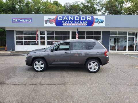 2014 Jeep Compass for sale at CANDOR INC in Toms River NJ