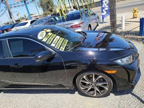 2018 Honda Civic for sale at La Playita Auto Sales Tulare in Tulare CA