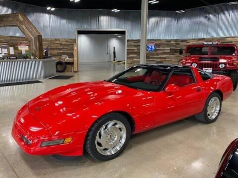 1996 Chevrolet Corvette for sale at Finley Motors in Finley ND