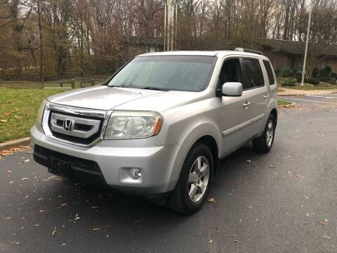 2009 Honda Pilot for sale at Bowie Motor Co in Bowie MD