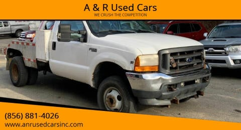 1999 Ford F-350 Super Duty for sale at A & R Used Cars in Clayton NJ