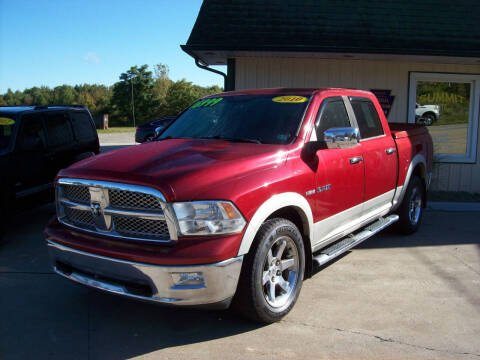 2010 Dodge Ram Pickup 1500 for sale at Summit Auto Inc in Waterford PA
