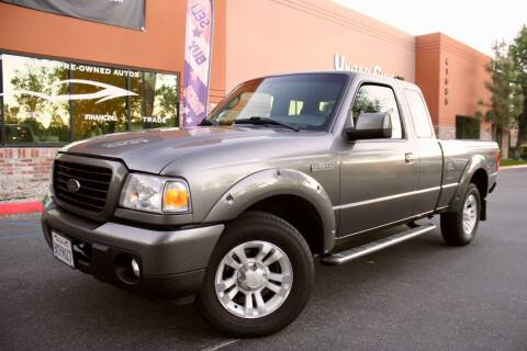 2008 Ford Ranger for sale at CK Motors in Murrieta CA