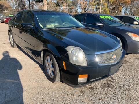 2007 Cadillac CTS for sale at Super Wheels-N-Deals in Memphis TN