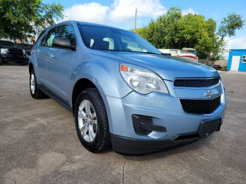 2014 Chevrolet Equinox for sale at AI MOTORS LLC in Killeen TX