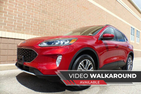 2020 Ford Escape for sale at Macomb Automotive Group in New Haven MI